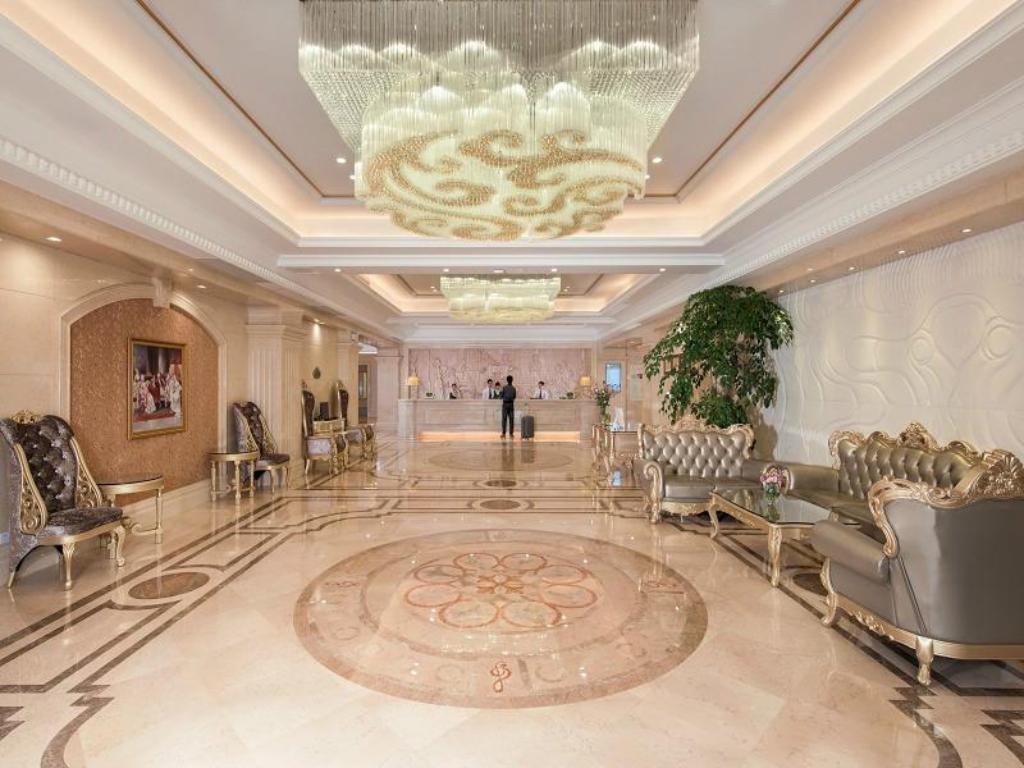 Λόμπι Vienna International Hotel Zhongshan Kanghua Road