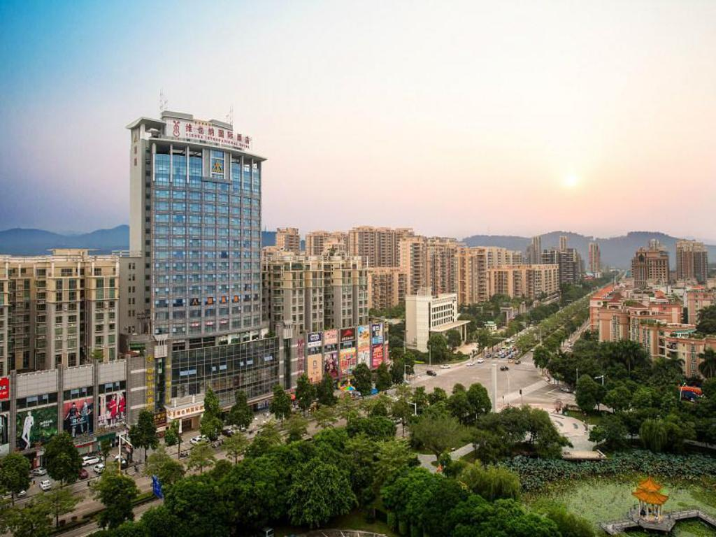 Εσωτερική όψη Vienna International Hotel Zhongshan Kanghua Road