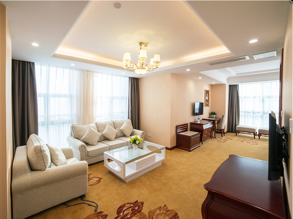 See all 14 photos Vienna Hotel Huzhou Changxing Mingzhu Road Branch