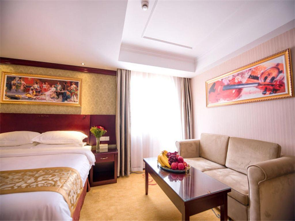 Queen executivo - Cama Vienna International Hotel SH Jiaoda Humin Rd
