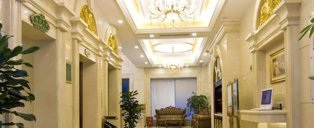 Vista Interior Venus Royal Hotel Guilin Airport Branch