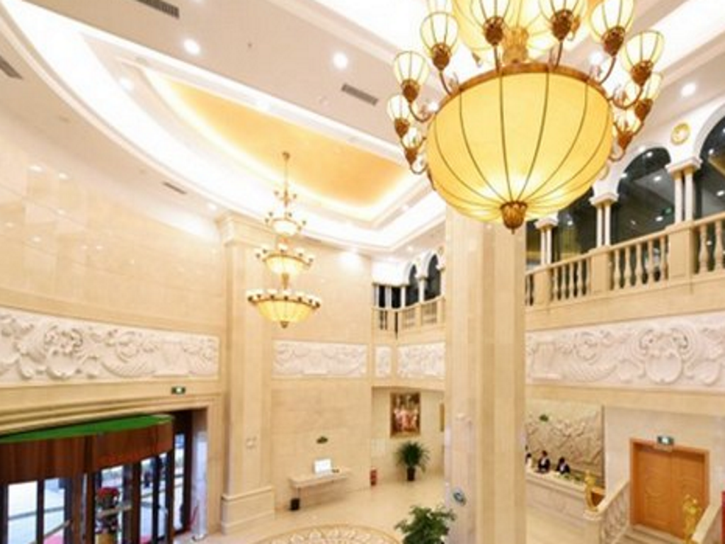 Interior view Vienna International Hotel Changsha Jingwanzi Middle Mulian Road Branch