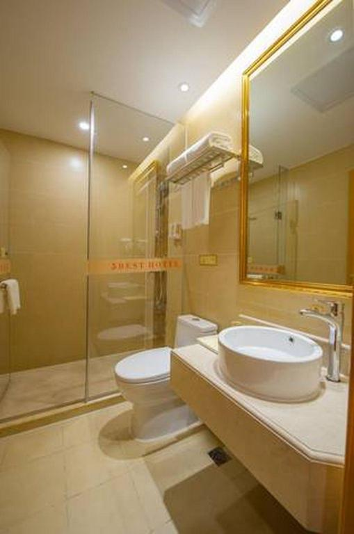 Business Single - Bathroom Vienna Hotel Liuzhou Xijiang Road Branch