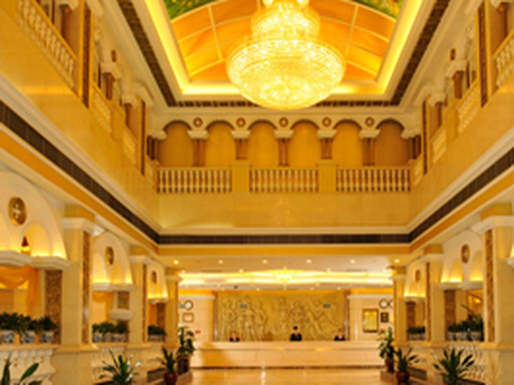 Lobby Vienna Hotel Yangzhou Orient International Food City Branch