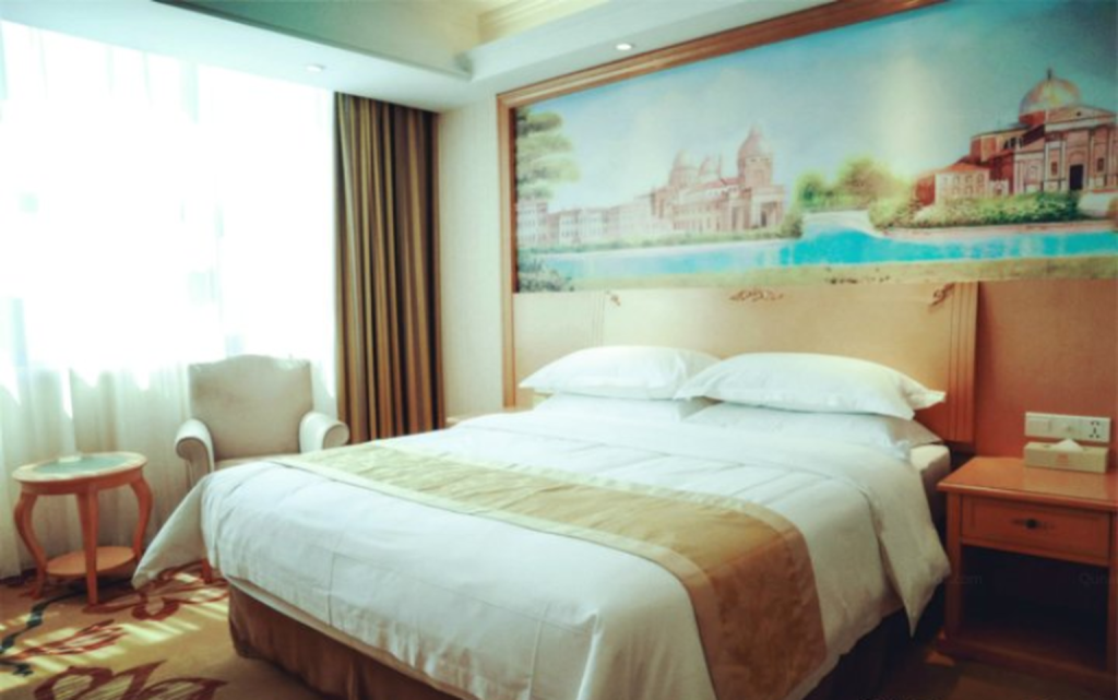 A Single Room - Bed Vienna Hotel Qingdao Huangdao Branch