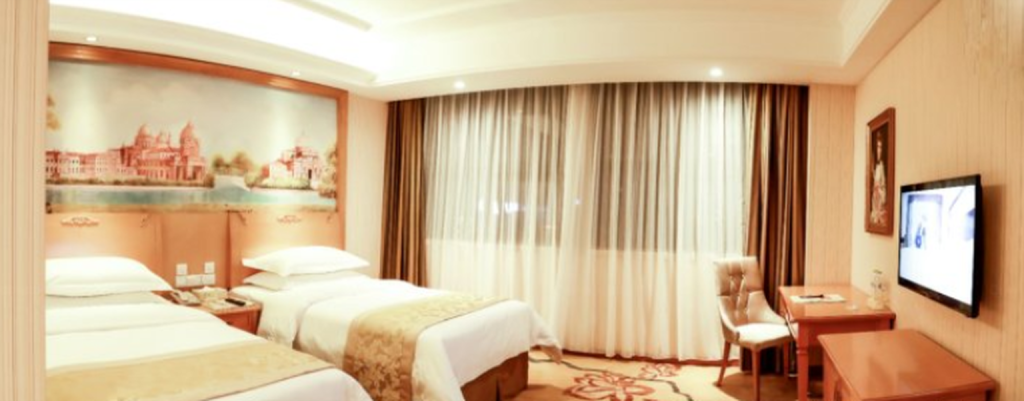 Superior Twin Bed Room - Guestroom Vienna Hotel Qingdao Huangdao Branch