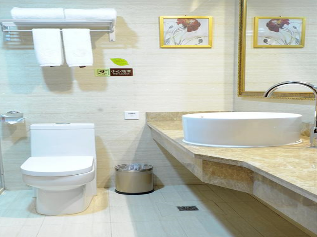 Special single - Bathroom Vienna Hotel Xinyu Fenyi South Changshan Road Branch