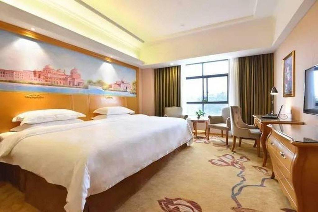 Single Room - Mountain View - Guestroom Vienna Hotel Qinzhou North Square Branch