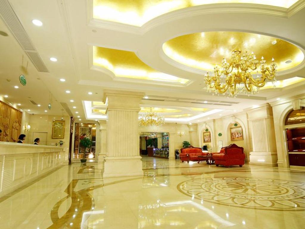 Vienna Hotel Guangzhou Yuexiu West Huifu Road In China