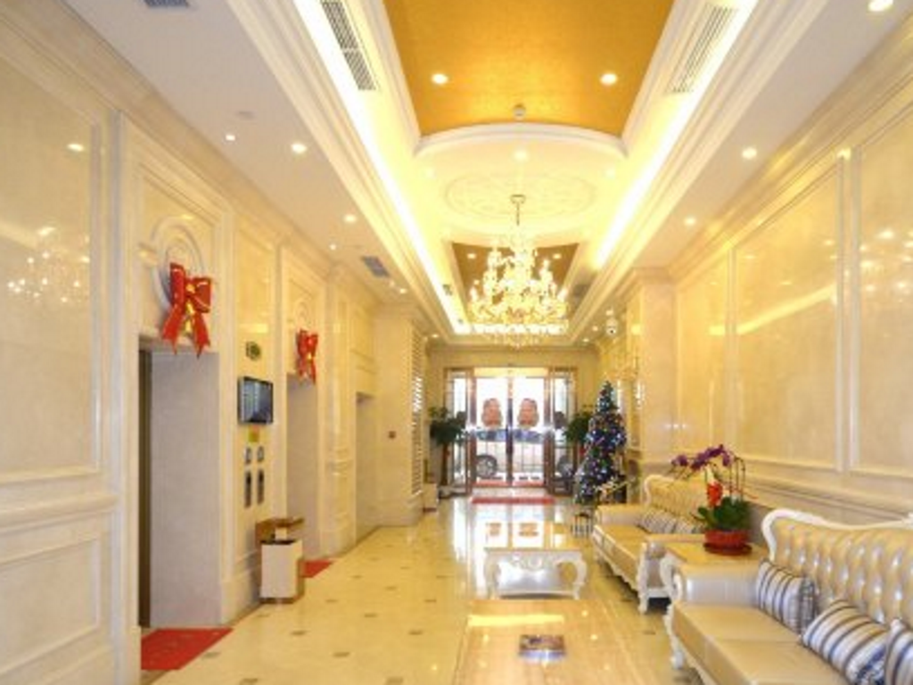 Interiér Vienna International Hotel Changsha provincial (Vienna Hotel Hebei Zhuozhou High-speed Railway Station Branch)
