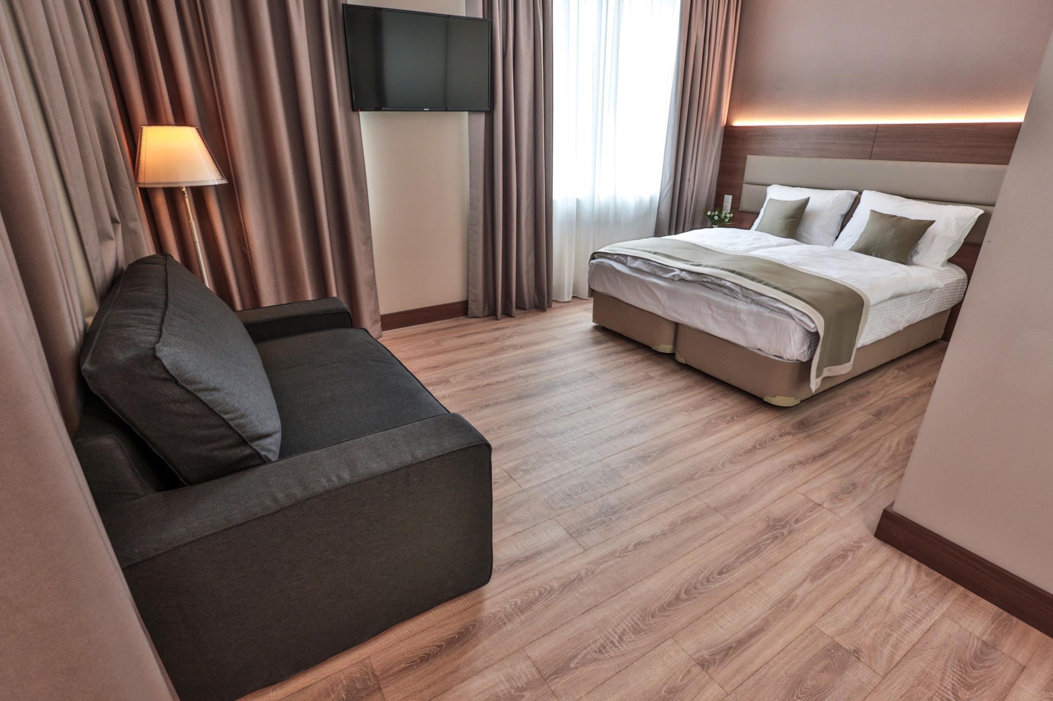 ocak apartment hotel berlin from 67 save on agoda. Black Bedroom Furniture Sets. Home Design Ideas