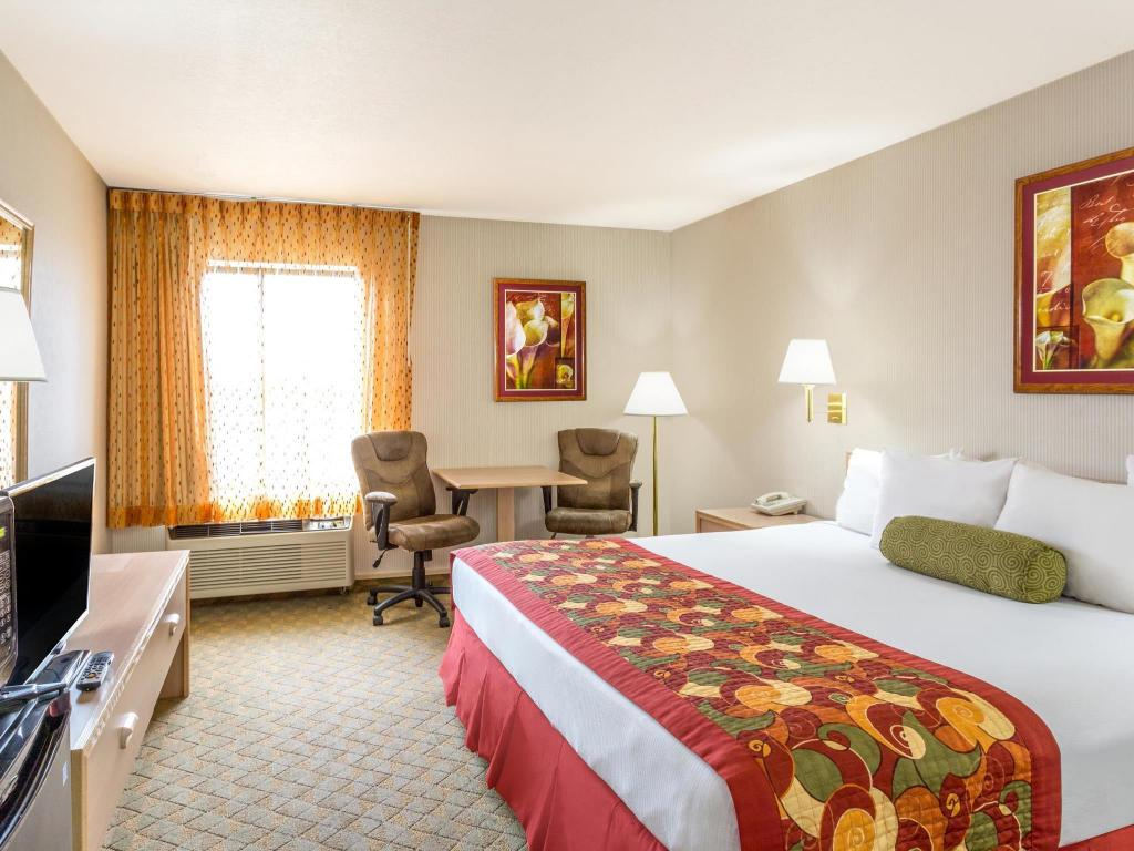 ADA Accessible Standard King Non-Smoking Ramada by Wyndham Salt Lake City