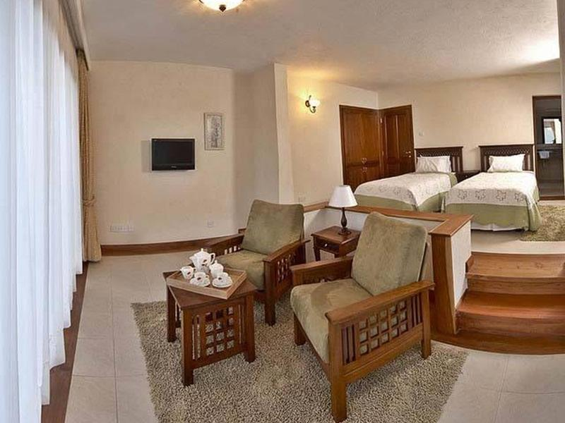 فيلا توأم بسرير توأم (Twin Villa Twin Bed)