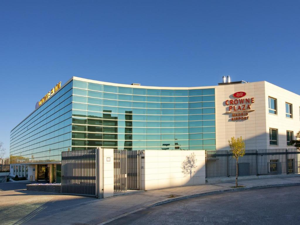 More about Crowne Plaza Madrid Airport