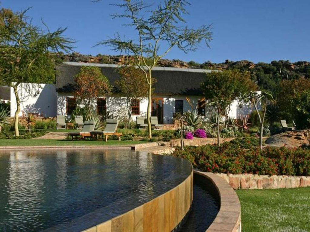 Ver todas as 10 fotos Bushmans Kloof Wilderness Reserve and Wellness Retreat
