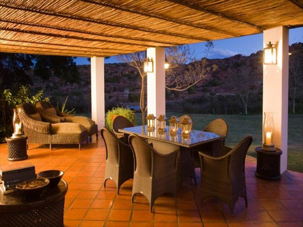 Vista Interior Bushmans Kloof Wilderness Reserve and Wellness Retreat
