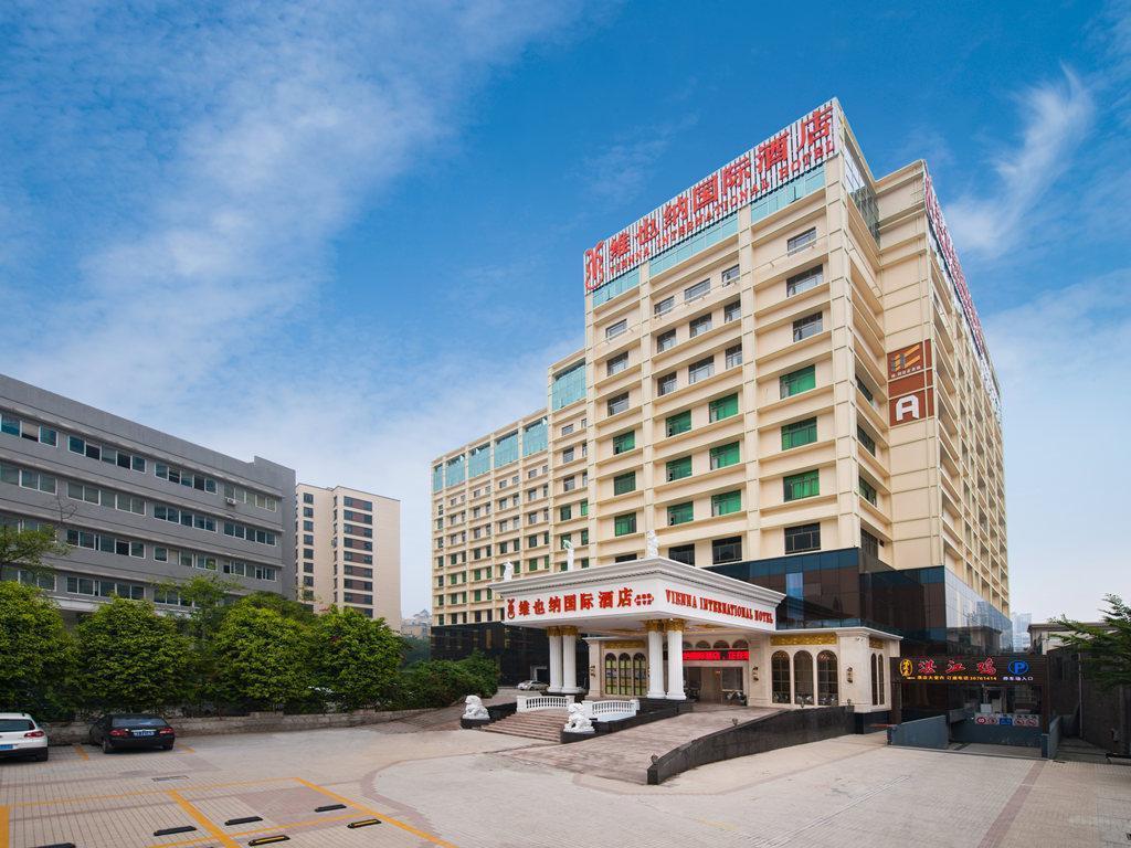 Vienna International Hotel Guangzhou Xinshi In China