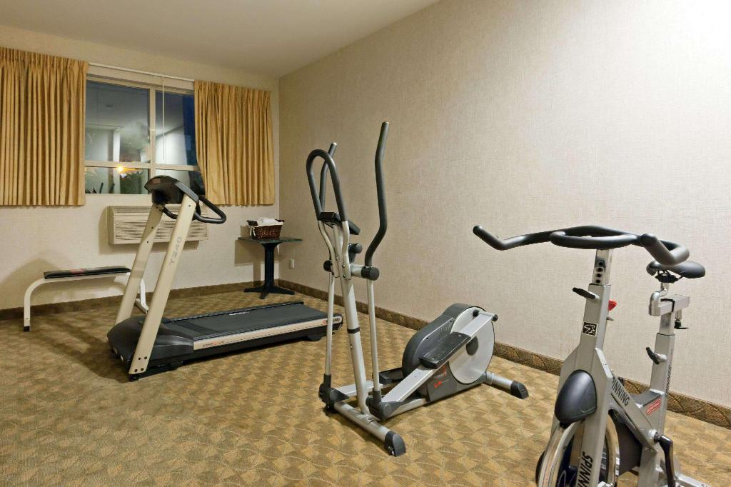 fitnesscenter Ramada Limited Vancouver Airport