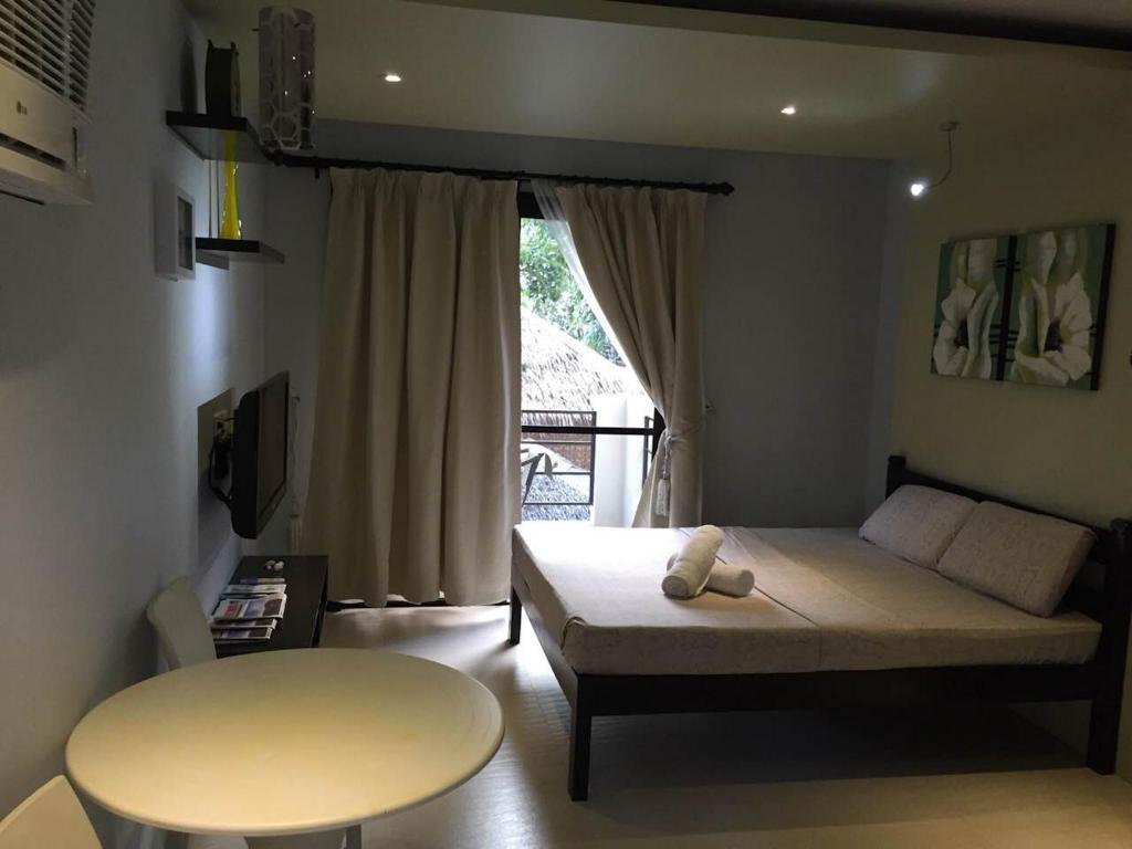 Interieur Tranquil Studio-3 Mins Walk to White Beach(Unit 4)