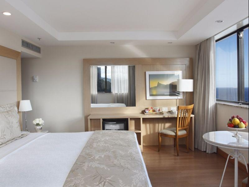 1 King Bed Ocean Copacabana