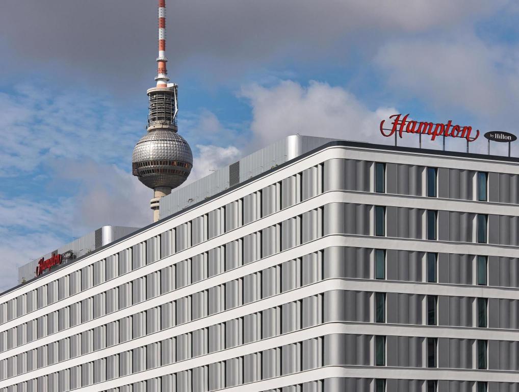 Best Price On Hampton By Hilton Berlin City Centre Alexanderplatz In Berlin   Reviews