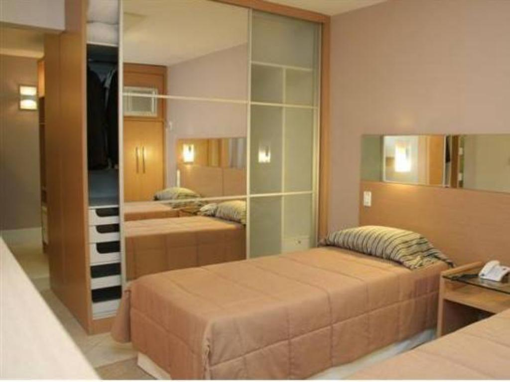 Double Double ou Twin Standard - Chambre Delupo Apart Hotel