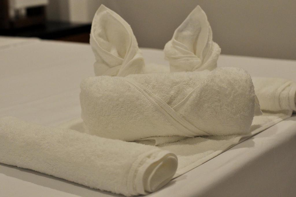 Room amenities Rishan Village Residences