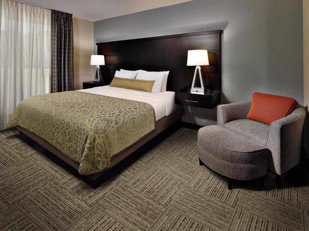 Quarto Standard - Quarto de hóspedes Staybridge Suites Pittsburgh-Cranberry Township