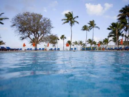 Swimming pool Langley Resort Hotel Fort Royal Guadeloupe