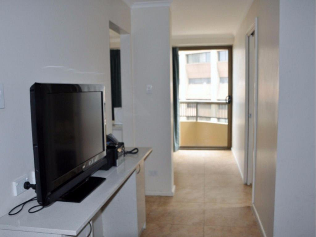 Interiér Sydney Centre 2 Bedroom Apartment with Balcony