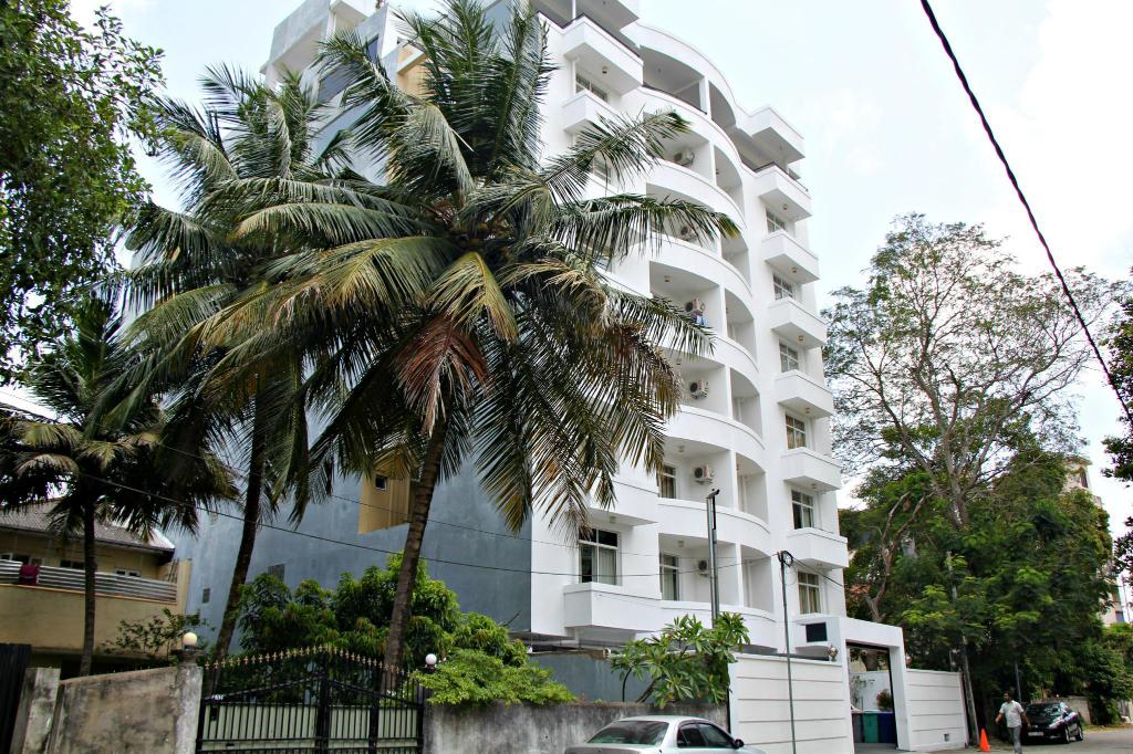 Buitenkant AKARA Residences and Serviced Apartments