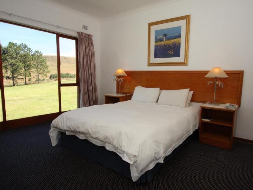 Standard Double Room Mont Aux Sources Hotel