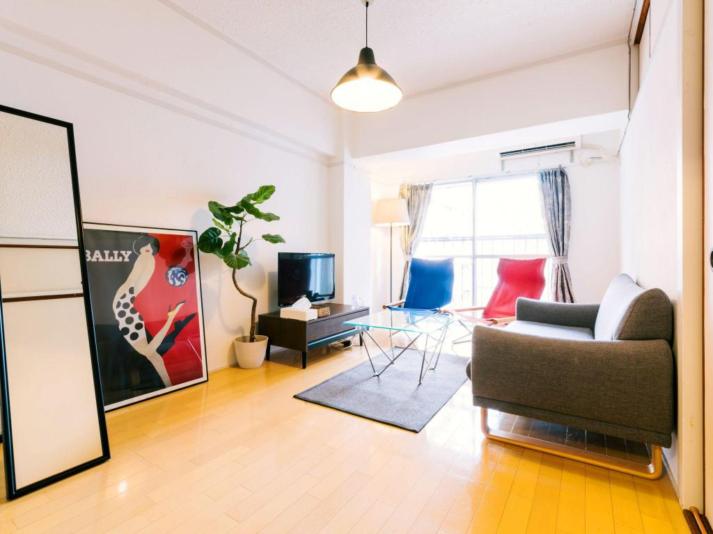 Charming spacious family apt Hakata