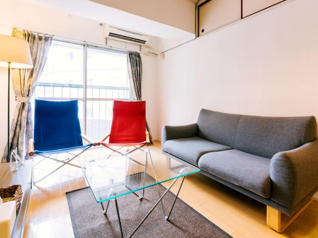 Interiér Charming spacious family apt Hakata