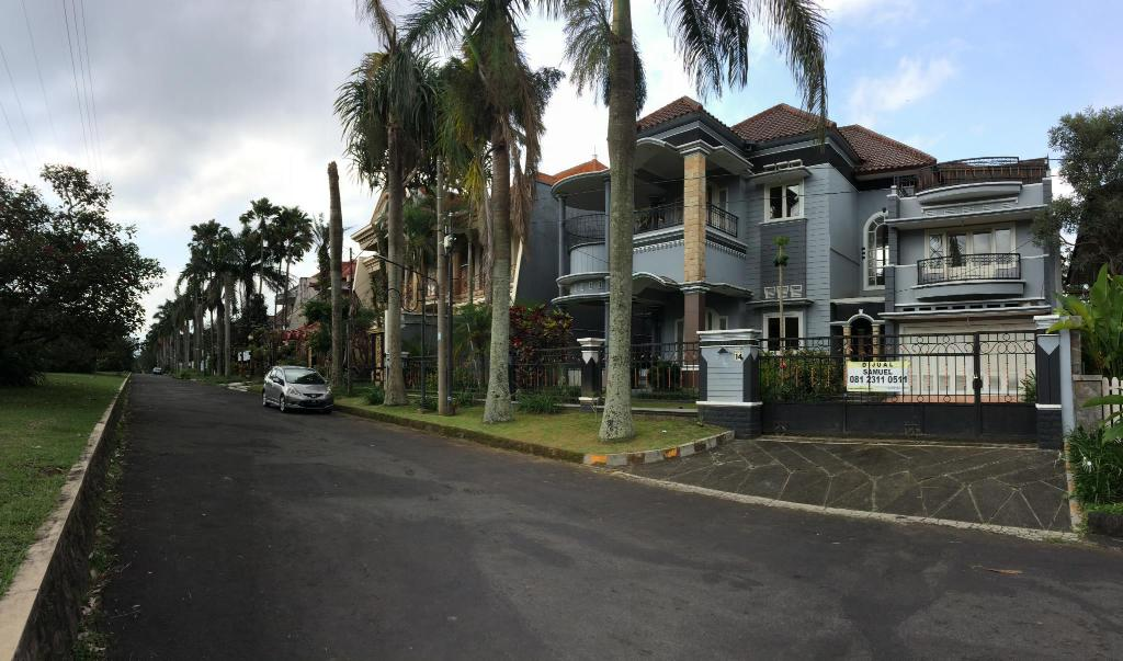 Hotelgebouw puncak dieng private villa at malang, batu