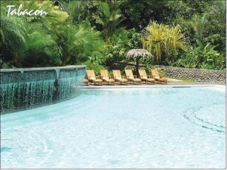 Swimming pool Tabacon Thermal Resort & Spa