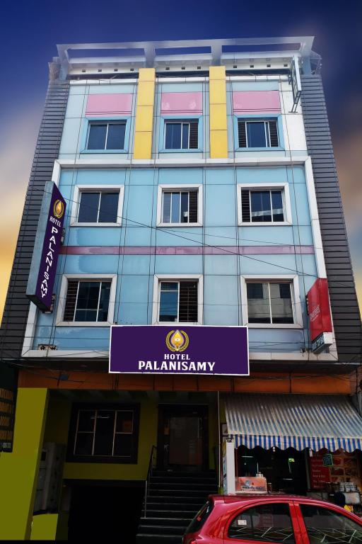 Hotel Palanisamy - MG Road