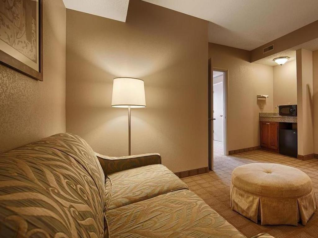 Interiér Best Western Plus Russellville Hotel and Suites