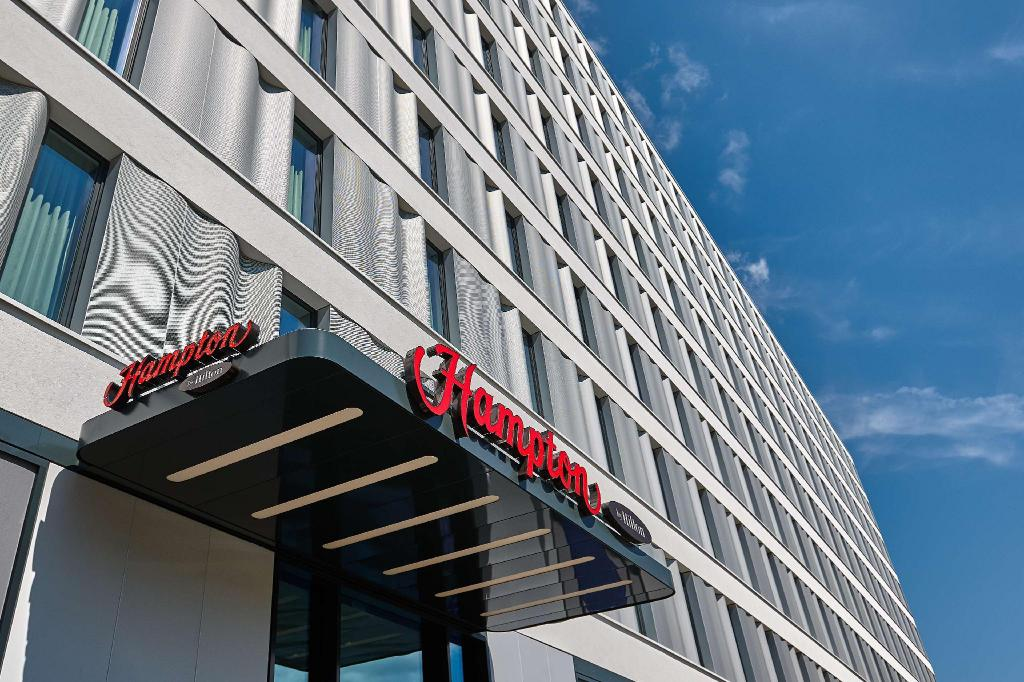 Hampton By Hilton Berlin City Centre Alexanderplatz Deutschland Ab