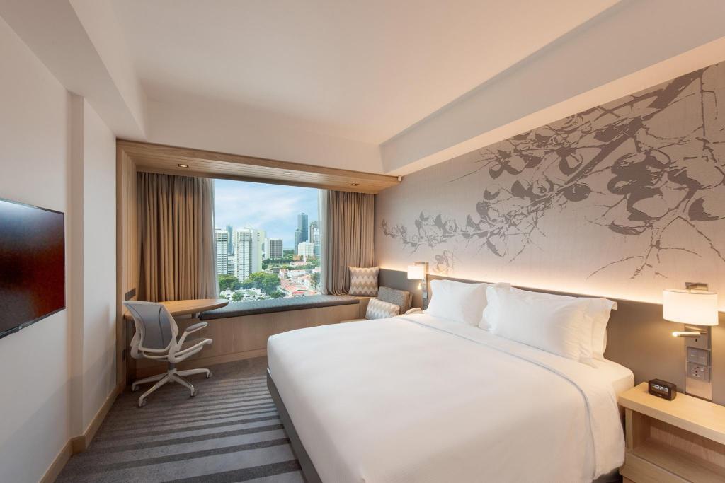 Hilton Garden Inn Singapore Serangoon Sg Clean Certified Singapura Promo Terbaru 2020 Rp 1275784 Foto Hd Ulasan