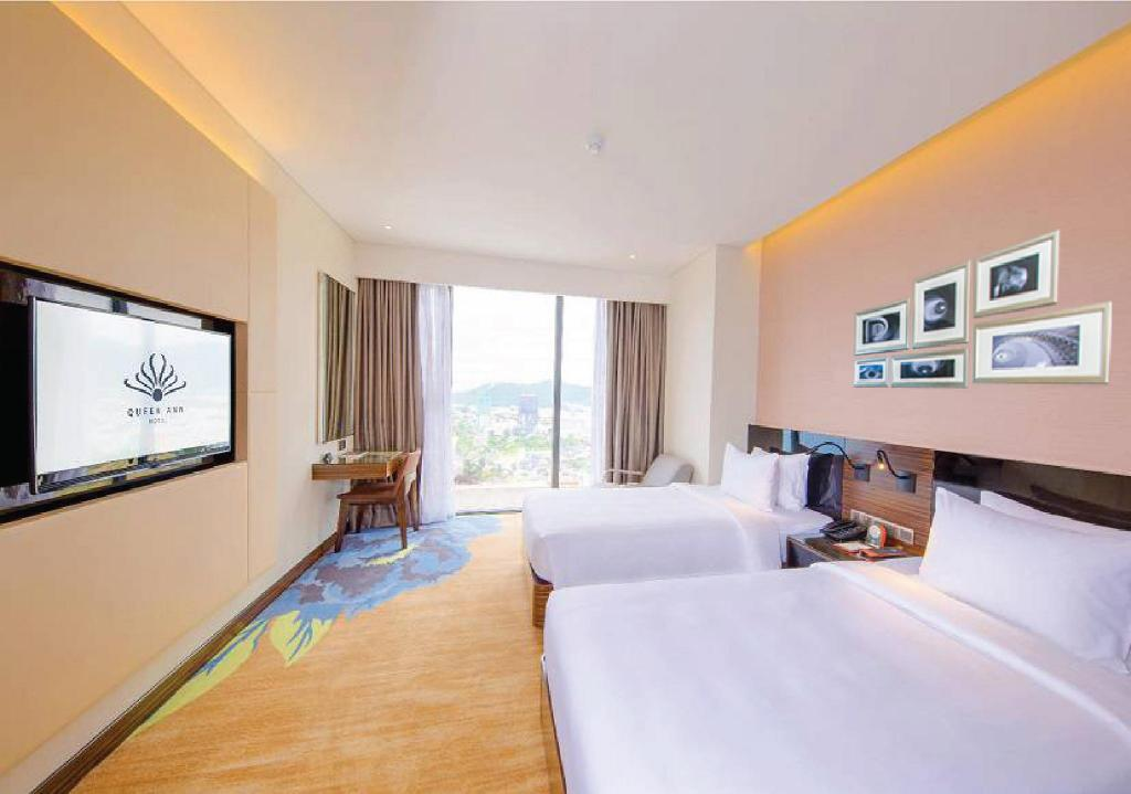 Deluxe Twin Or Double - Bed Queen Ann Nha Trang Hotel