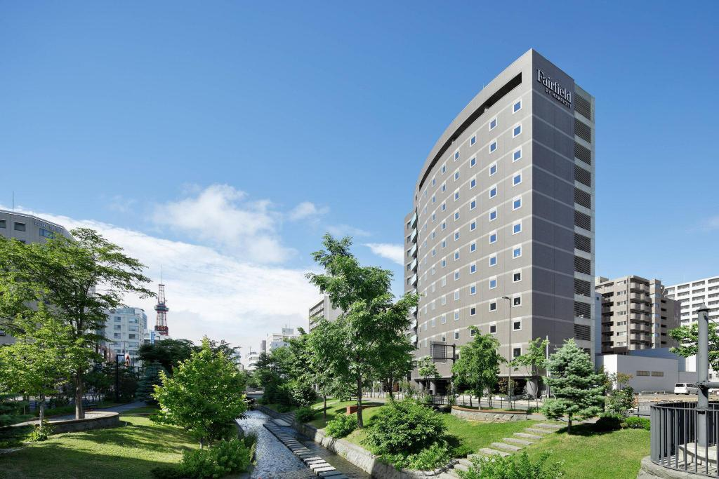 More about Fairfield by Marriott Sapporo