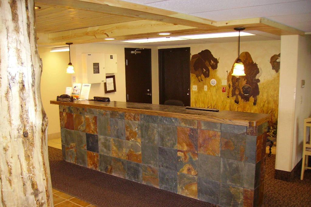 Lobby Super 8 by Wyndham Rapid City