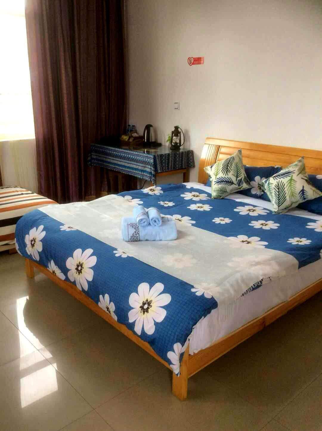 Queensize kamer met tuinuitzicht (Garden View Queen Room)