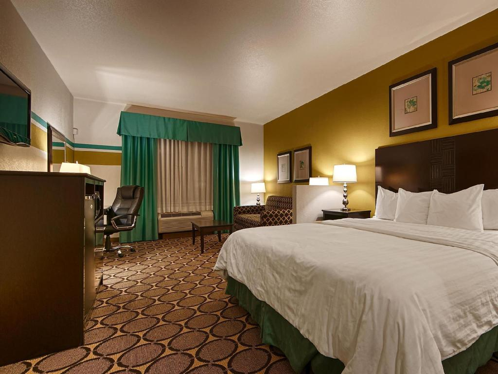 1 King Bed  - Guestroom Best Western Douglas Inn and Suites