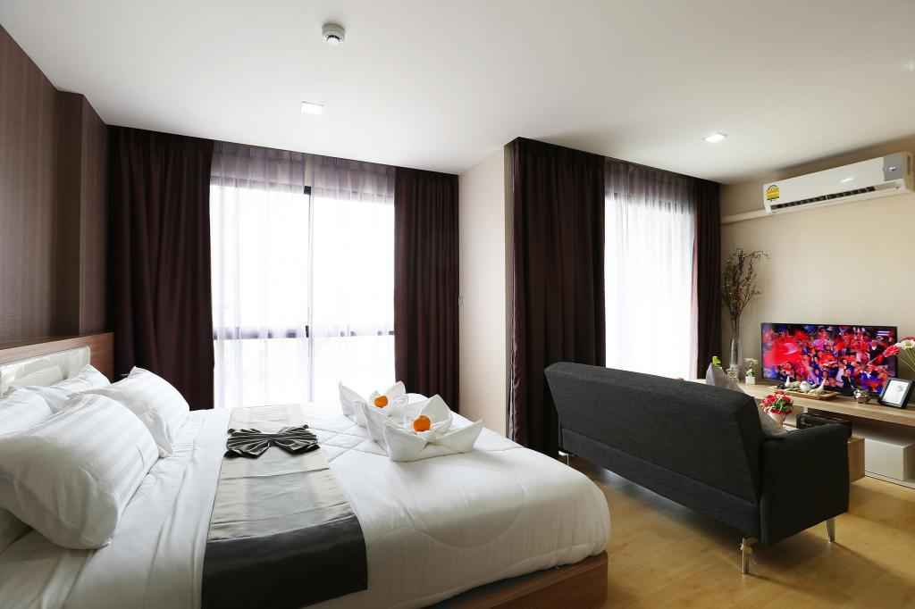 Stadard Double Room The Aura Urban Life