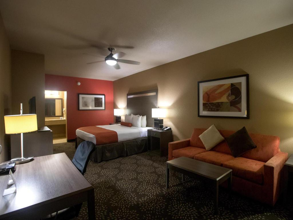 Interior view Best Western Executive Inn El Campo