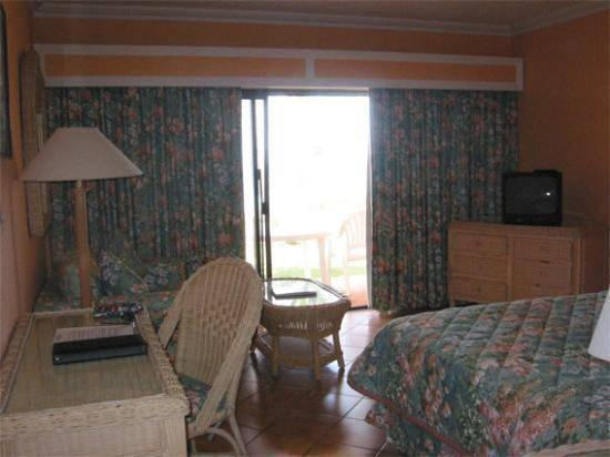 King or Twin Room - Beach Front