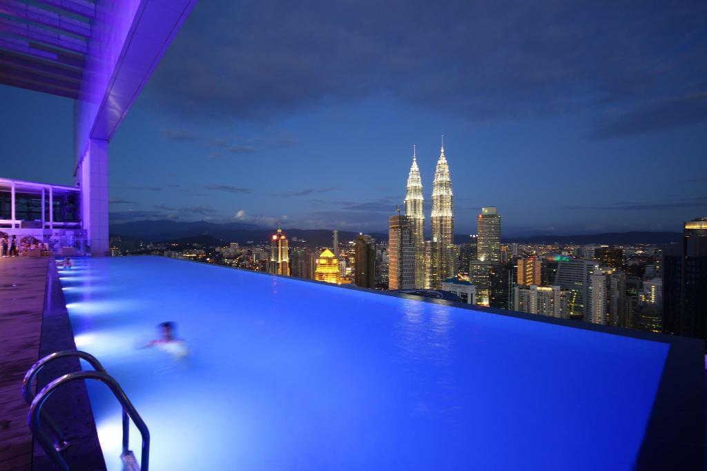 Swimming pool [outdoor] The Platinum @ KLCC By MO