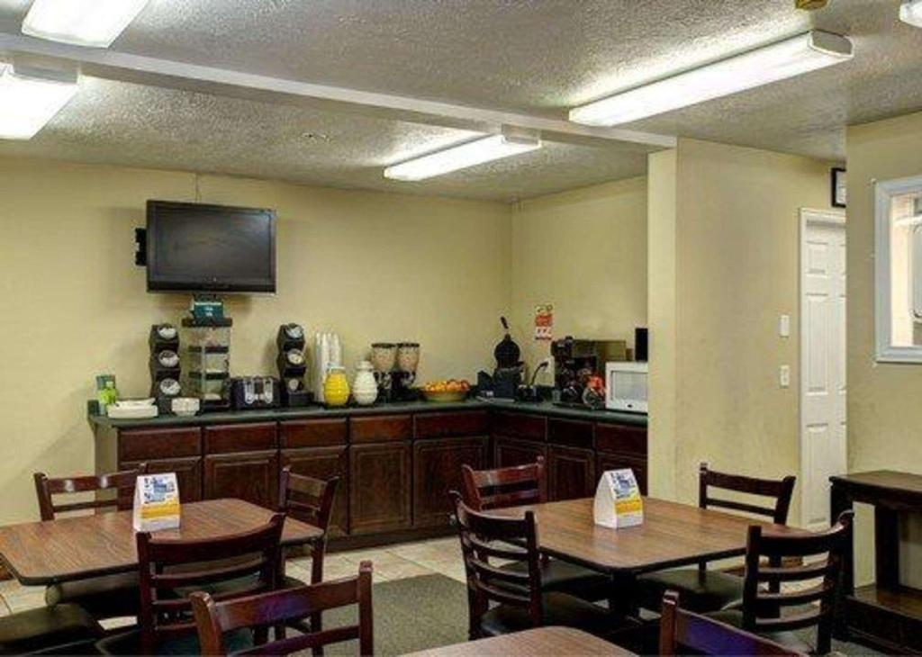 Coffee shop Rodeway Inn Capitol Reef Caineville